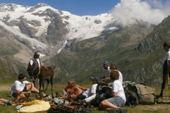 Alagna Valsesia trekking