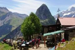 Tour del Monte Bianco rifugio