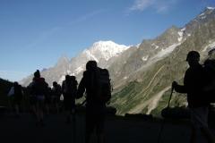 Tour del Monte Bianco trekking
