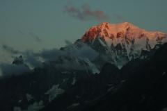 Tour del Monte Bianco montagna