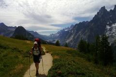 Tour del Monte Bianco sentieri