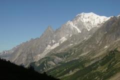 Tour del Monte Bianco vetta