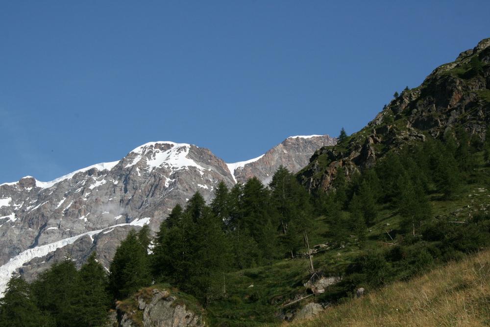 Tour del Monte Rosa percorso
