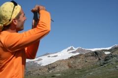 Tour del Monte Rosa allenamento