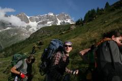 Tour del Monte Rosa escursione