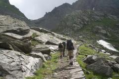 Tour del Monte Rosa trekking