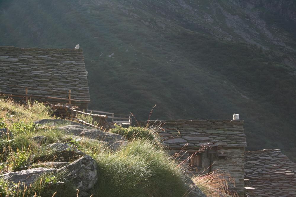 Tour del Monte Rosa rifugio