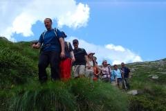 trekking allenamento