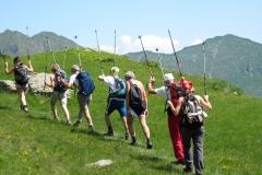 trekking attrezzatura