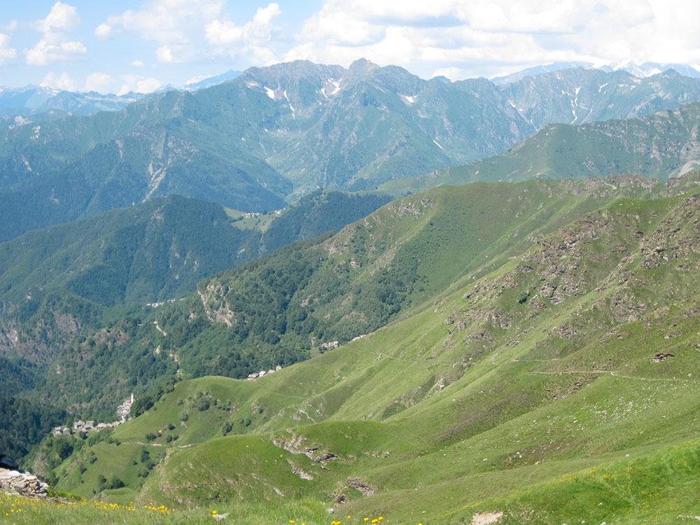 trekking sentieri