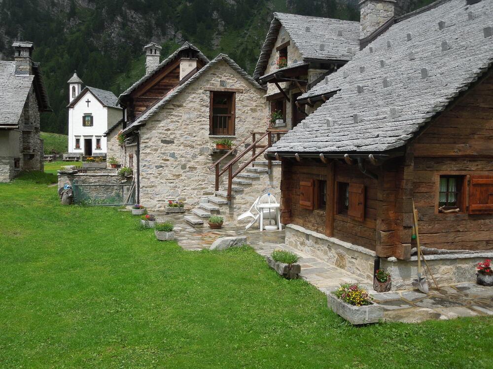 Val d'Ossola rifugio