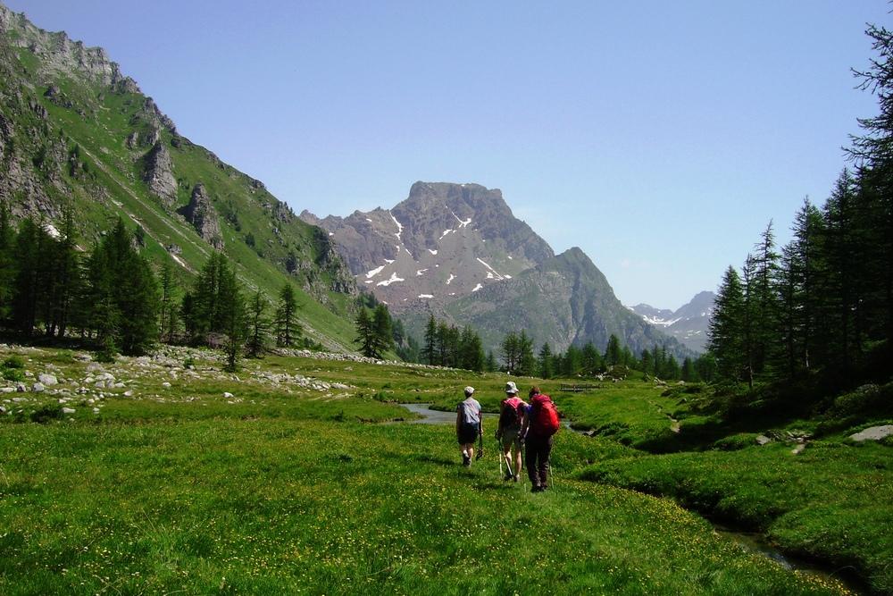 Val d'Ossola trekking
