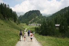 Val d'Ossola sentieri