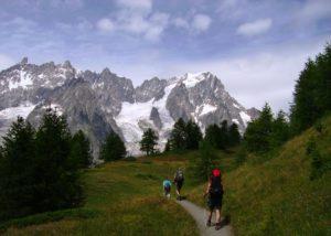 Tour del Monte Bianco - Mountain Planet
