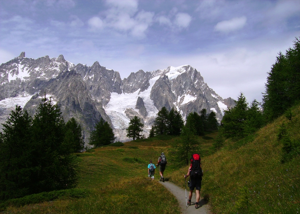 Tour del Monte Bianco - Mountain Planet