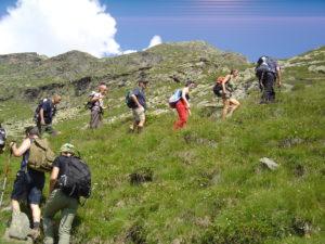 trekking Mountain Planet