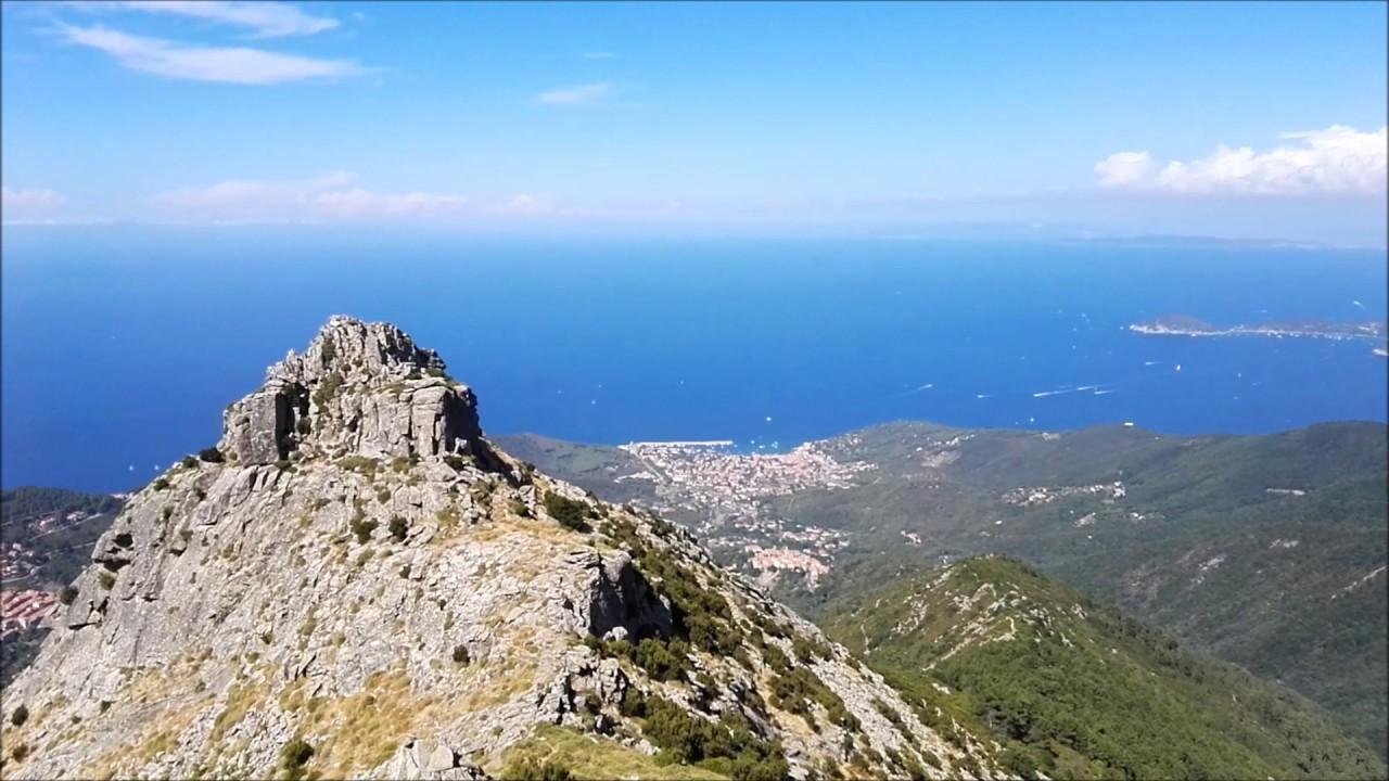 Isola d'Elba Toscana Mountain Planet